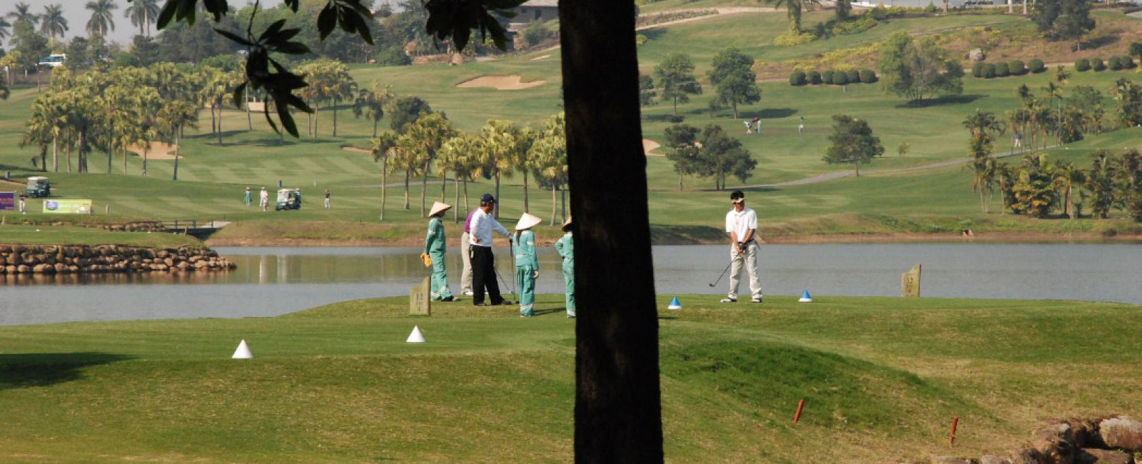 10 Day Northern Vietnam Golf Holiday