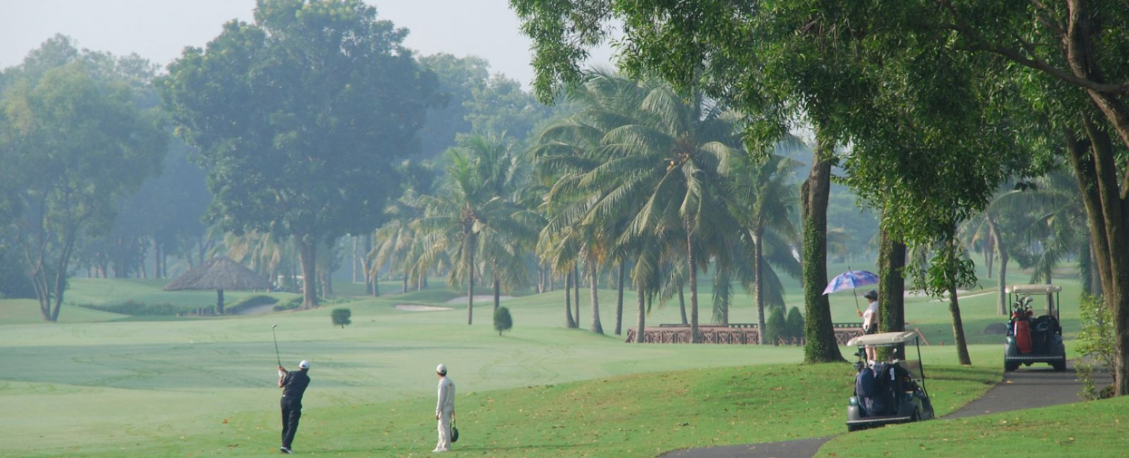 5 Day Golf Ho Chi Minh and Stay at Hotel des Arts