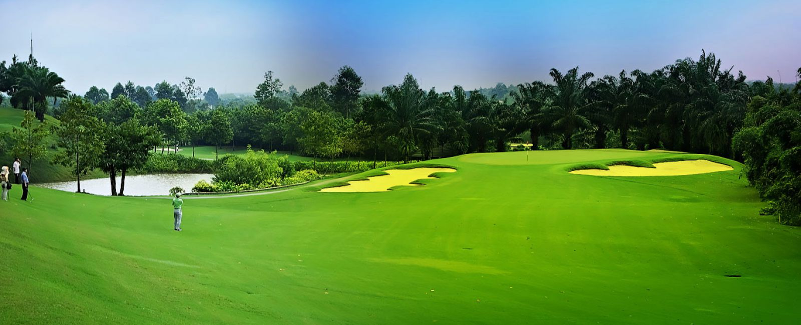 6 Day Signature Golf Ho Chi Minh
