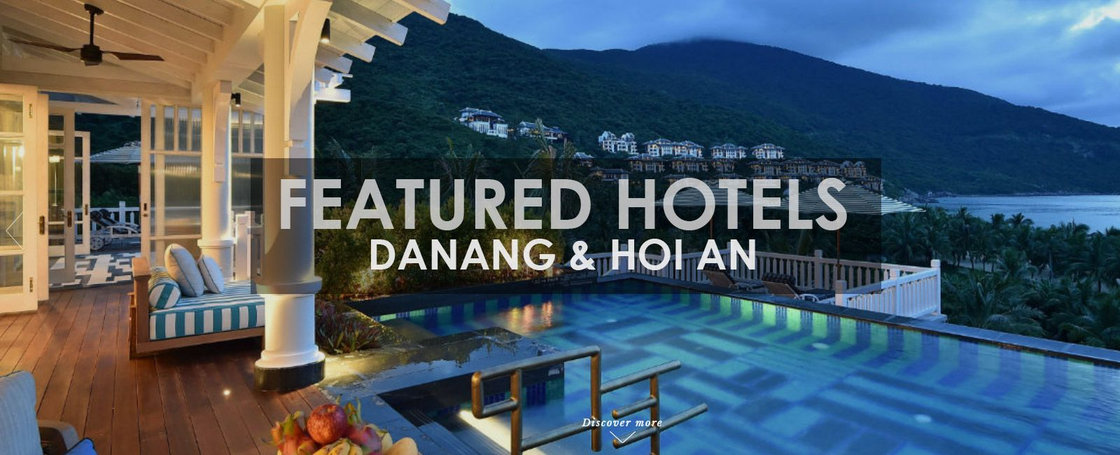 Featured Hotels Danang And Hoi An