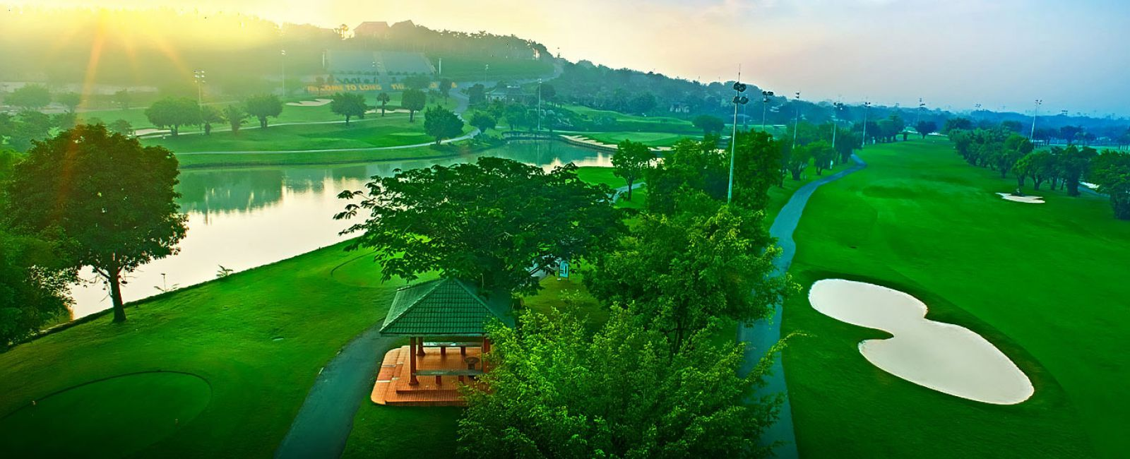 Long Thanh Golf Resort - Hill Course