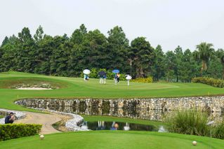 6 Day Exclusive Golf of Hanoi And Ninh Binh