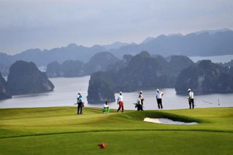 7 Day Hanoi and Halong Bay Golf in Style