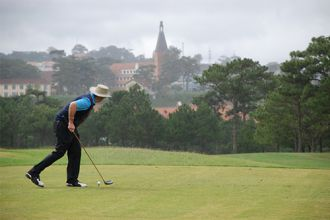 Dalat Golf Package 3 Days 2 Nights and 2 Rounds