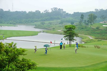 6 Day Signature Golf Hanoi
