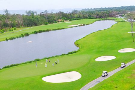 7 Day Best Golf of Saigon And Phu Quoc Island