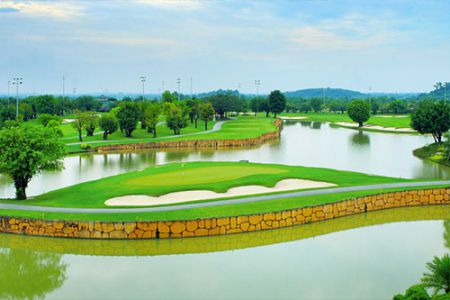 Long Thanh Golf Resort - Lake Course