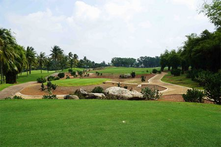 Song Be Golf Resort
